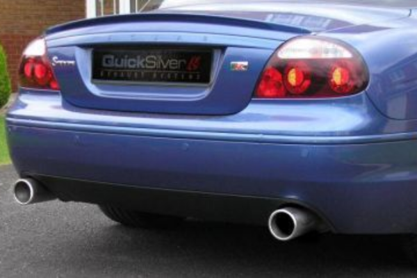 QuickSilver Jaguar S Type R 4.2L - Performance Sports Exhaust System